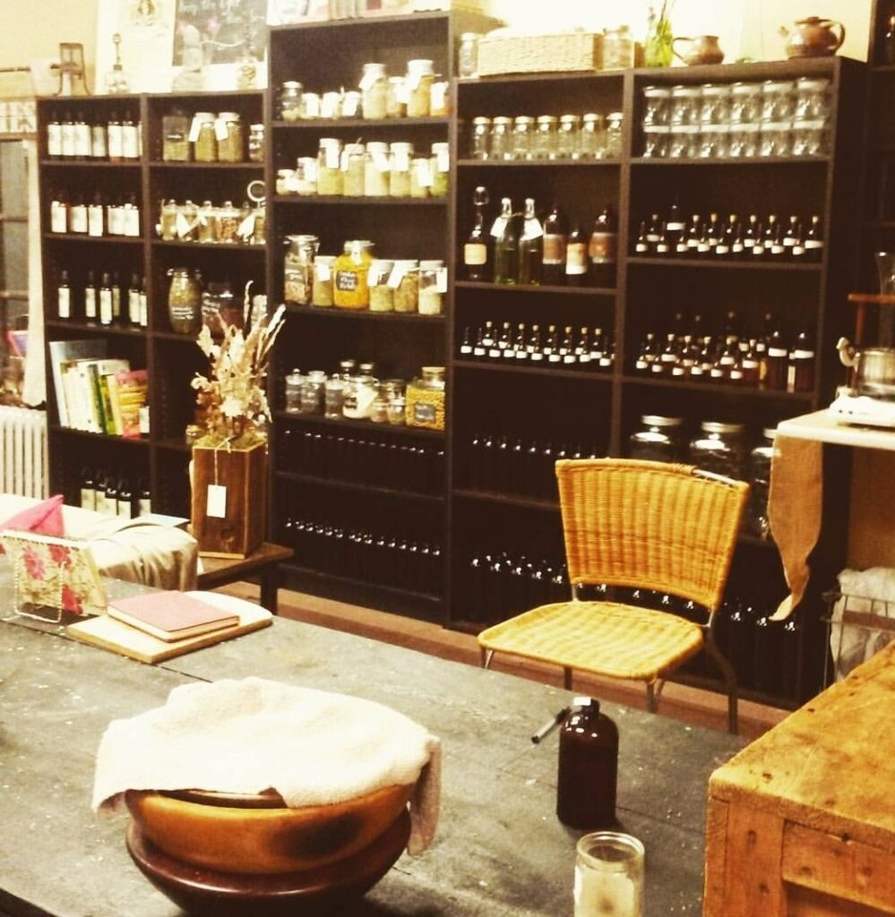 Our Story, Drake Apothecary Creation Station