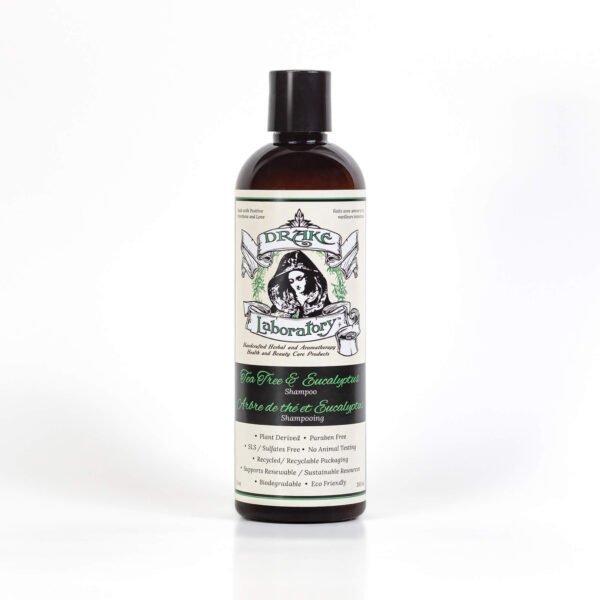 Tea Tree & Eucalyptus Shampoo