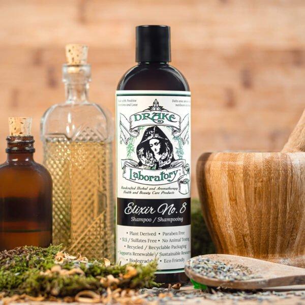 Elixir No. 8 Shampoo