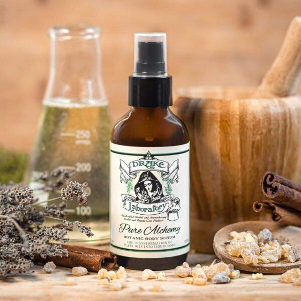 Pure Alchemy Botanic Body Serum
